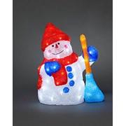 Snowman Led 42cm (6170-203EE)