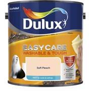 dulux Easycare W&t Matt Soft Peach 2.5l (5293132)