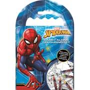 Spiderman Carry Along Set (SPCAR3)