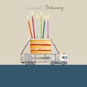 Special Delivery B/day Card (CISE1103)