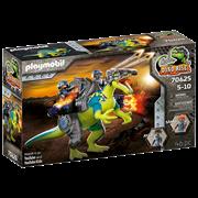 Playmobil Dino Rise Spinosaurus: Double Defence Power (70625)
