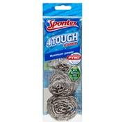 Spontex Tough Scourer 4s (66000008)