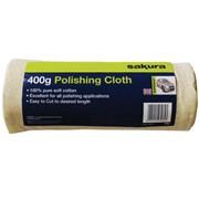 Sakura Car Polishing Cloth 400g (SS3316)
