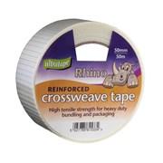 Ultratape Rhino Crossweave Parcel Tape 50mm x 50m (ST00025050RH)