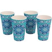 St Tropez Cups 4 Pk (CM07009)