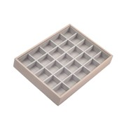 Lc.classic 25 Section Stacker Blush & Grey (73763)