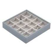 Lc.16 Section Charm Stacker Blue & Grey (73749)