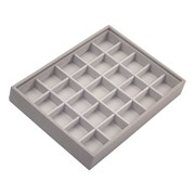 Lc.classic 25 Section Stacker Taupe & Grey (73753)