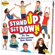 Cheatwell Stand Up Sit Down Childrens Game (01739)