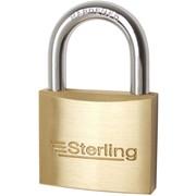 Sterling Locks Brass Padlock 40mm (BPL142)