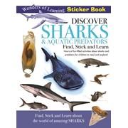 Sticker Book Sharks (STK56)