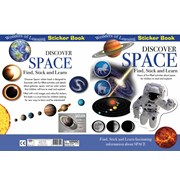 Sticker Book Space (STK57)