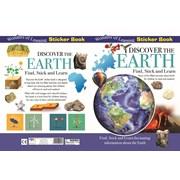 Sticker Book Earth (STK63)