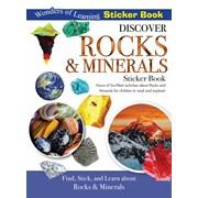 Sticker Book Rocks & Minerals (STK75)