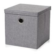 Weave Design Collapsible Storage Box (STO430534)