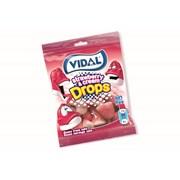 Vidal Strawberry & Cream Drops 100g (1007440)