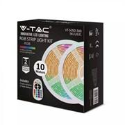 Vtac Ip20 Rgb Tape Light 10m (VTRGBSTRIPKIT10M-IP20)