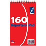 Style Reporters Notebook 160 Pages (STA160R)
