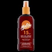 Malibu Dry Oil Spray Spf15 200ml (SUMAL092)
