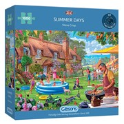 Gibsons Summer Days Puzzle 1000pc (G6323)