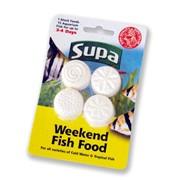 Supa 4 Day Weekend Fish Food 4 x 6g (211)