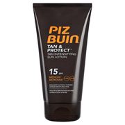 Piz Buin Tan & Protect Lotion F15 150ml (SUPIZ243)