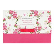 Sweet Pea&hnysckle Scented Drawer Liners 5sht (FG2334)