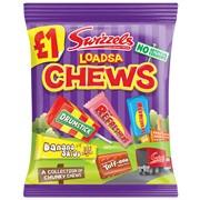 Swizzels Matlow Loadsa Chews £1 Pmp 135g (73260)