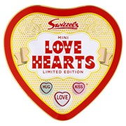 Swizzels Matlow Love Hearts Sweet Tin 100g (80408)