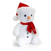 Keel eco Snowman with Hat & Scarf 20cm (SX6376)