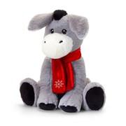 Keel eco Donkey with Hat 25cm (SX6386)
