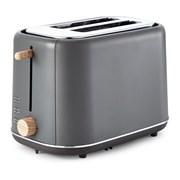 Tower Scandi Grey 2 Slice Toaster (T20027G)