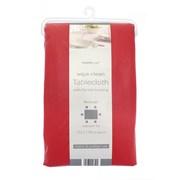 Pvc Tablecloth Red 178cm (TAB196201)