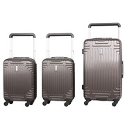 """Charcoal Trolley Case 28"""""""