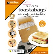 Planit Toastabags 2pack 100 Times (TBG100)
