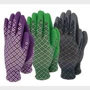 T&c Ladies  Flexigrip Triple Pack Gloves (TGL511)