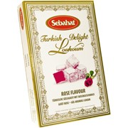 Sebahat Turkish Delight Rose In Gift Box 250g (TD19)