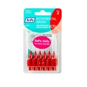 Tepe Interdental Brushes 6 Brush Red 0.5 (134632)