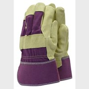 Town & Country Leather Rigger Gloves Medium (P-TGL111)