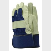 Town & Country Leather Rigger Gloves Large (P-TGL416)