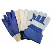 T&c Mens Triple Pack Gloves (TGL510)