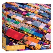 Gibsons Thai Market Puzzle 1000pc (G6611)