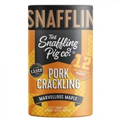The Snaffling Pig Snaffle Tube Marvellous Maple (PIG/TUB/MAP)