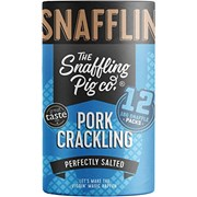 The Snaffling Pig Snaffle Tube Perfectly Salted (PIG/TUB/REG)