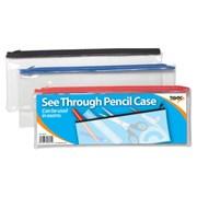 Tiger Clear Exam Pencil Case 33cm (300795)