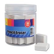Pencil Eraser In Jar (TJ72)