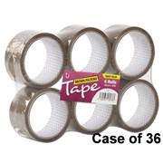 Tj Brown Packaging Tape 48mm x 40m (TJ05)