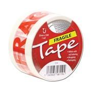 Tj Fragile Tape 50mm x 33m (TJ14)