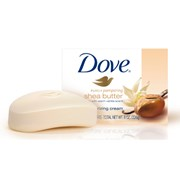 Dove Shea Butter Cream Bar 100g (TODOV469)