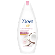 Dove Bodywash Purely Pampering Coconut 500ml (TODOV677)
